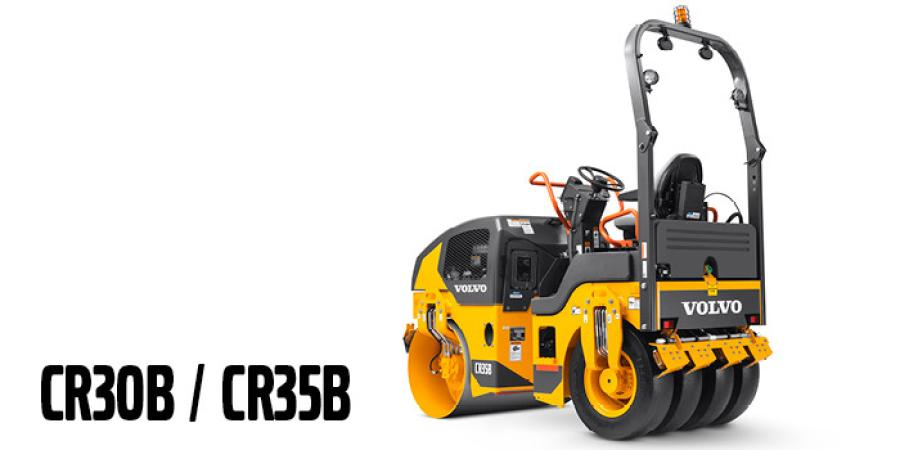 With the latest engine technology and features that help to provide a dense, high-quality mat, the CR30B and CR35B are the ideal fit for small-scale compaction projects.