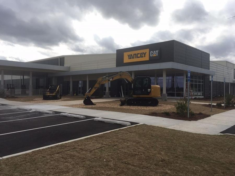 "Yancey Bros. Co., the ""Nation's Oldest Caterpillar Dealer,"" has officially opened its newest full-service parts, sales and service location in Macon, Ga."