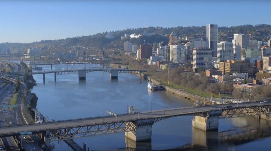 Total Burnside Bridge improvement cost was estimated at $18 to $22 million.