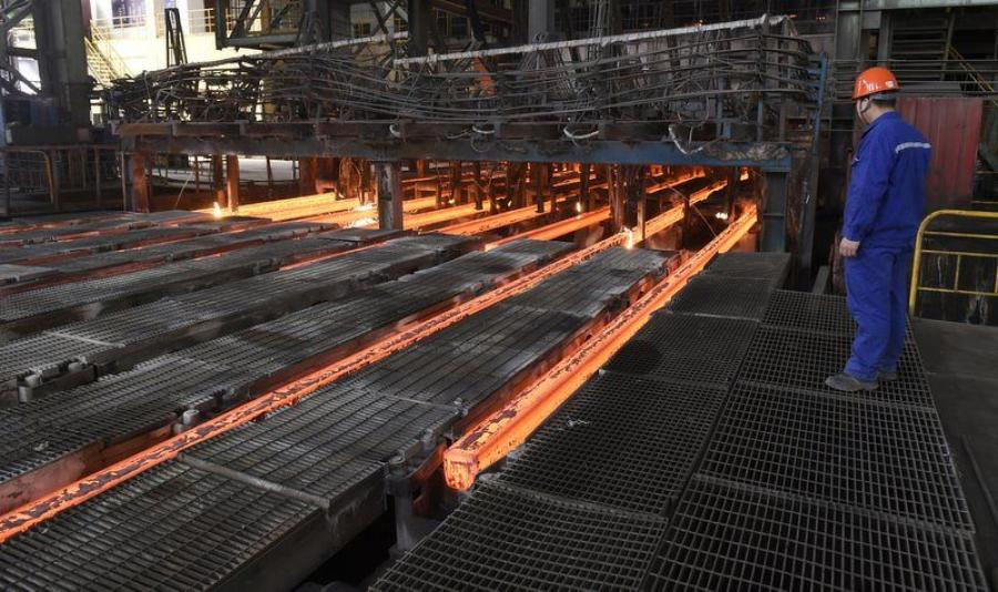 Beijing is merging its biggest steelmakers into even bigger, more efficient competitors.