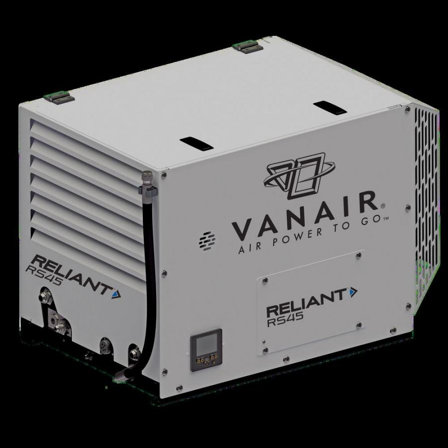 Vanair RS45 air compressor.