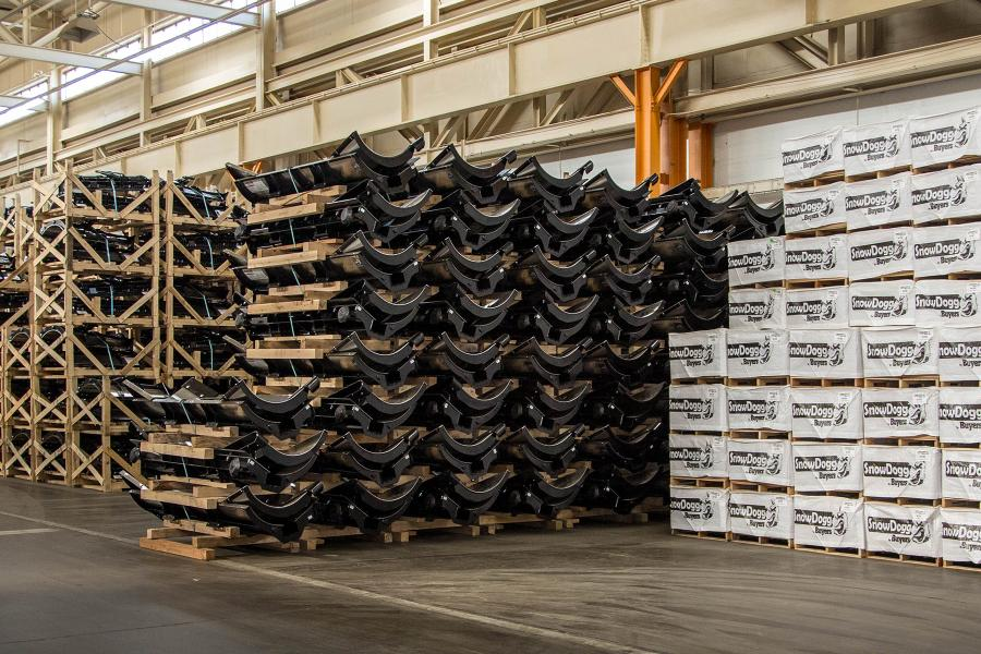 In March 2017, Buyers completed an additional 75,000-sq.-ft. distribution facility specifically for its SnowDogg snow plow, and SaltDogg spreader lines.