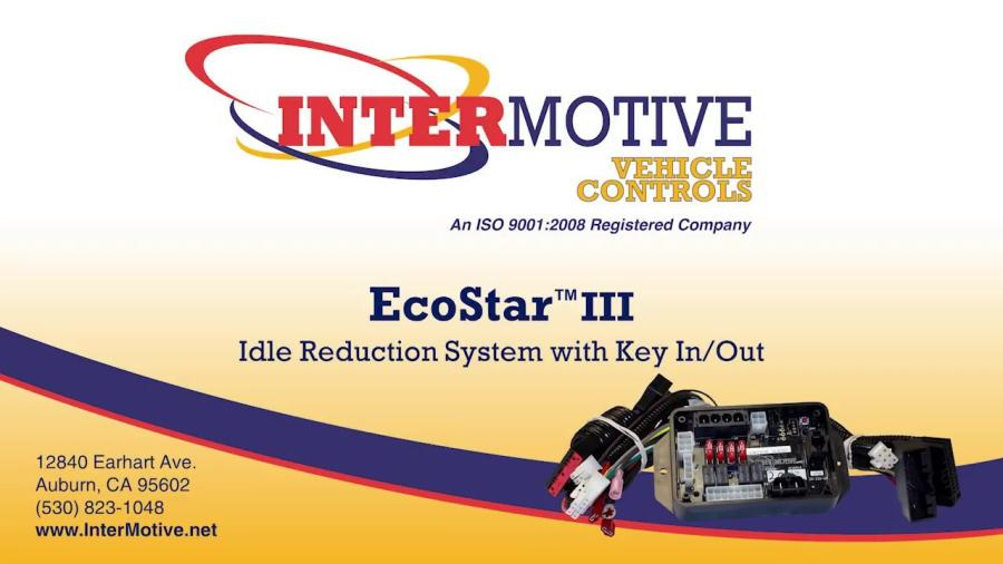 EcoStar III automatically turns the engine off and on after the vehicle has been placed in Park for a programmable set amount of time.
