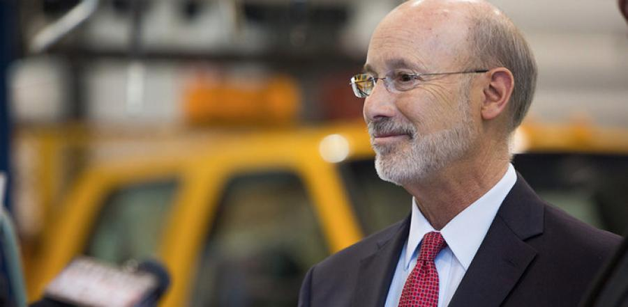Gov. Tom Wolf announced that roughly 146 highway and bridge projects are anticipated to begin or continue across the seven-county southwest region during this construction season.