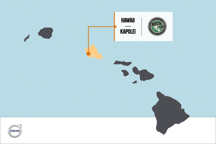 Volvo CE Expands Dealer Network with Appointment of Hawaii