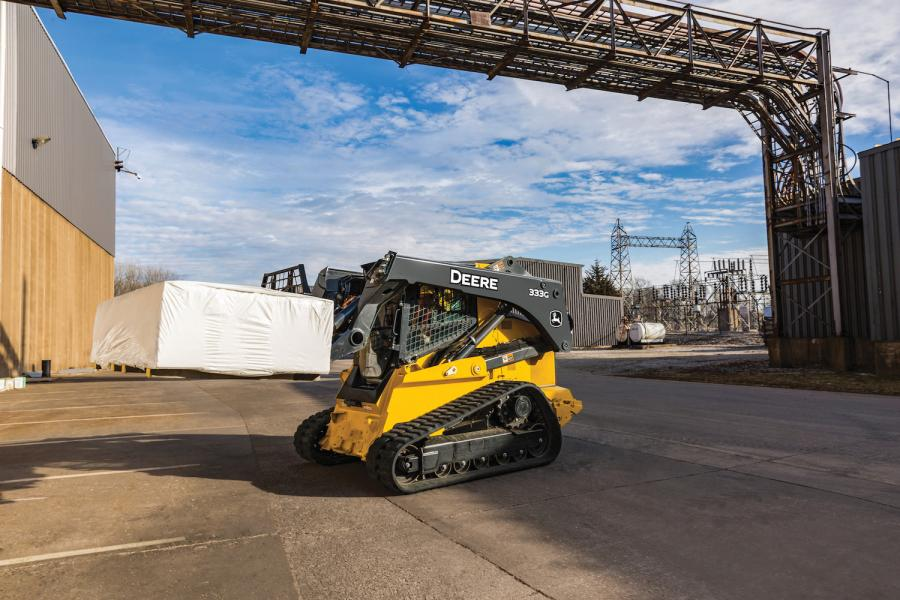 Available in a 45- and 60-in. (114 and 152 cm) frame for jobs of any scale, the new attachments are optimized to work with John Deere G- and E-Series skid steers and compact track loaders, and L, K-II and K-Series compact wheel loaders, as well as most competitive models.