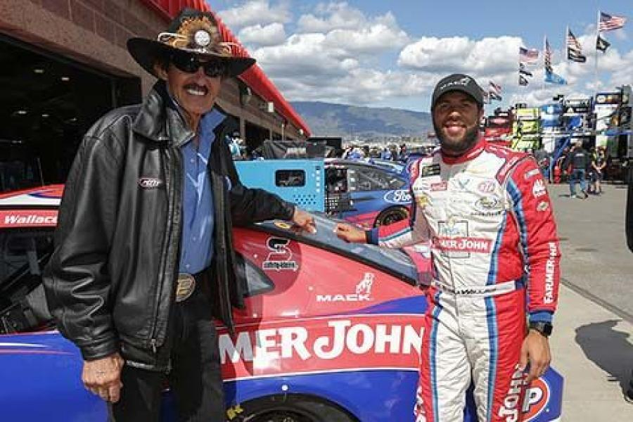 "Mack Trucks and Richard Petty Motorsports announced an expansion of their partnership, under which a Mack Anthem will haul the legendary number 43 racecar currently driven by Darrell ""Bubba"" Wallace Jr., one of the brightest young stars in NASCAR today."