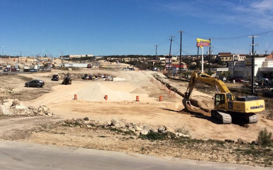 Crews will widen and build numerous improvements along the section that runs north and south through a fast-growing part of the city. (TxDOT photo)