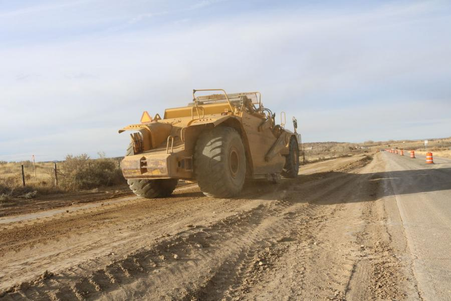 New Mexico's Highway 41 Undergoes $22M Reconstruction Near