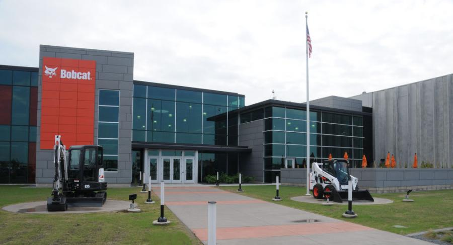 Located in Bismarck, N.D., the Acceleration Center is currently one of only a few test lab facilities of its kind in North America to achieve LEED certification — the most widely used green building rating system in the world and a globally recognized symbol of sustainability achievement.