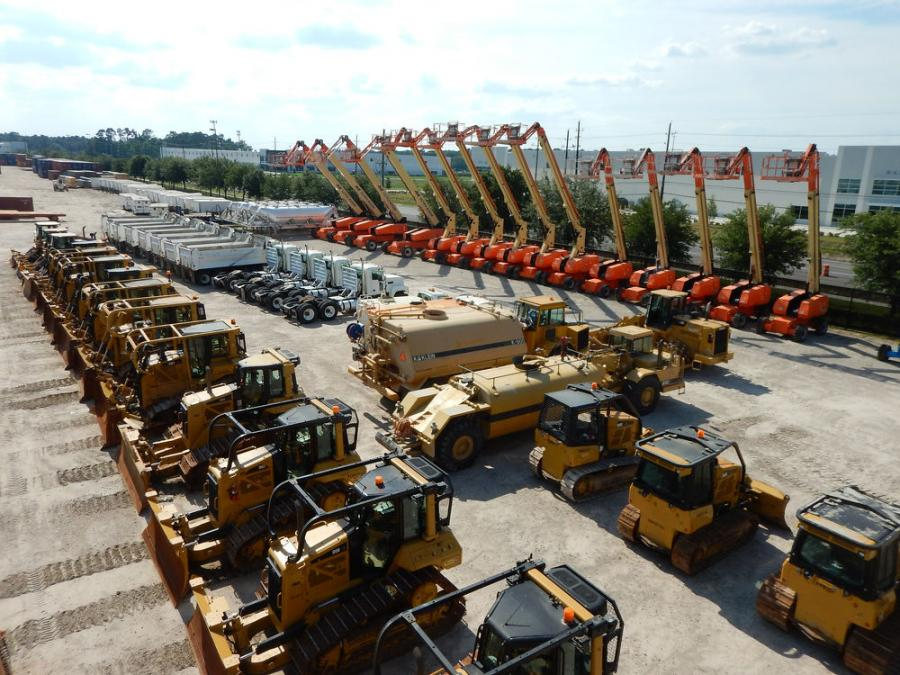 Terra Point holds over 60 years of experience in heavy equipment and transportation sales including auctions, asset remarketing, fleet management and finance.