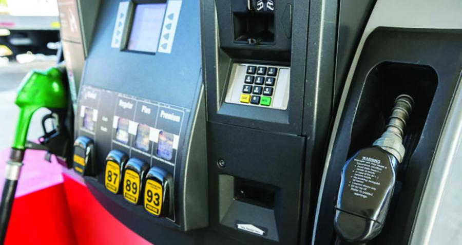 Lawmakers spurned a proposed constitutional amendment that would have removed an existing ban keeping local governments from levying taxes on motor fuels.