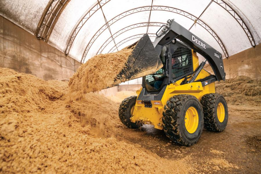 Skid Steer Manufacturers Sound Off on Technology Trends