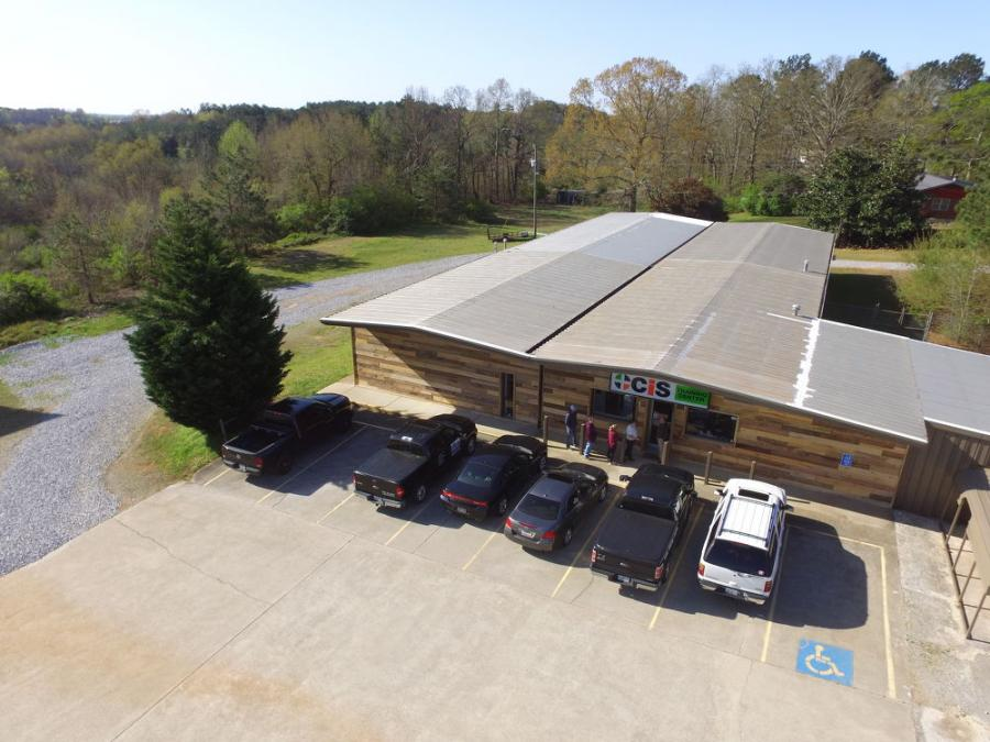 The new Centered on Safety Training Center is located at 2692 Hwy. 27 N, Carrollton, Ga.