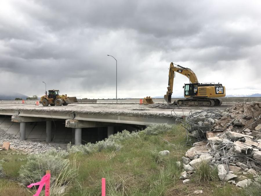 In Parleys Canyon, a $30 million project will widen I-80 to add a new westbound lane for trucks from Jeremy Ranch to Parleys Summit.