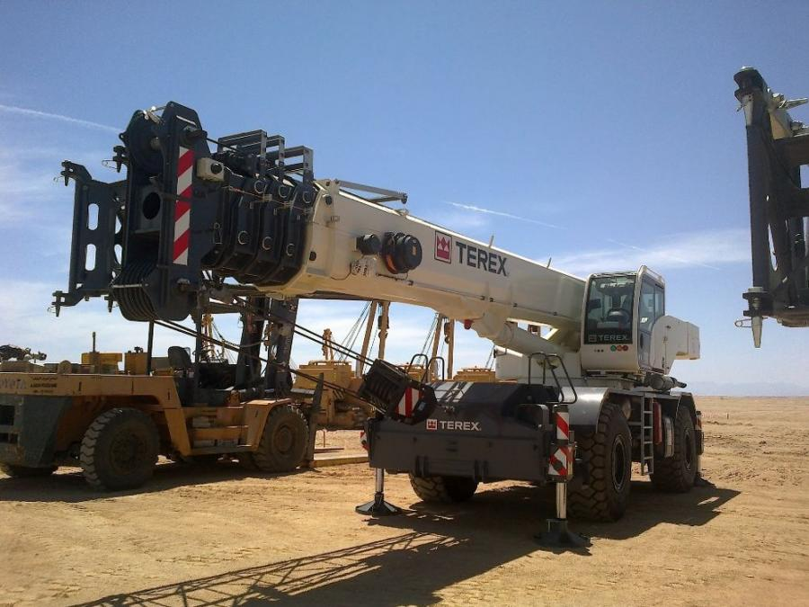 . Carrying the Terex Cranes line since 2008, Kwintmadi has continued to grow its customer base throughout Russia.