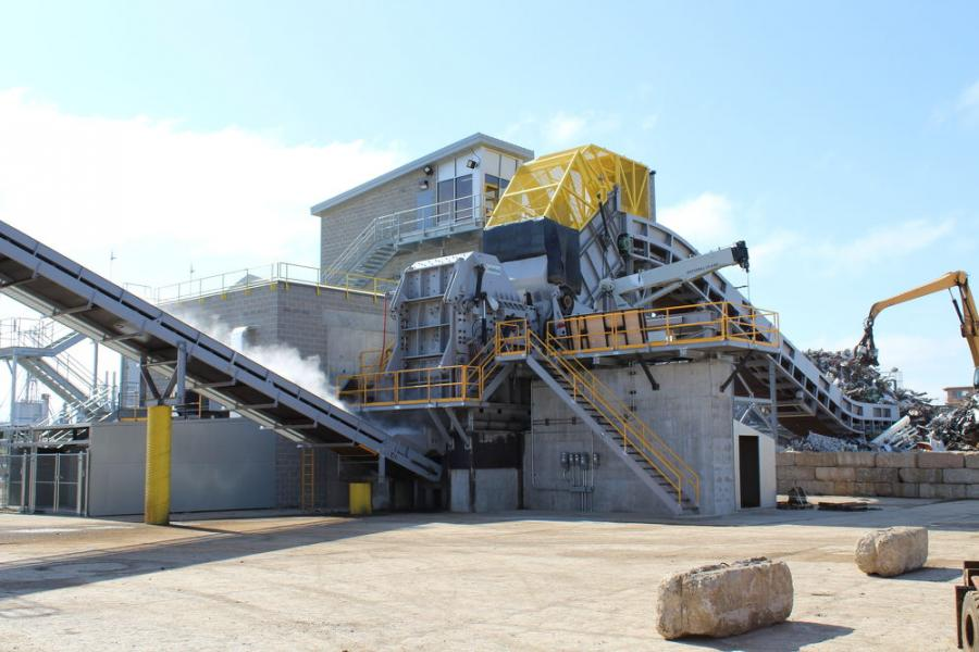 Several customers in Texas have chosen Metso N-Series products.