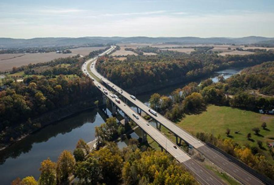 Work activities on the Delaware River Joint Toll Bridge Commission's 6.5-mile-long I-78 roadway segment in Pennsylvania and New Jersey have resumed.