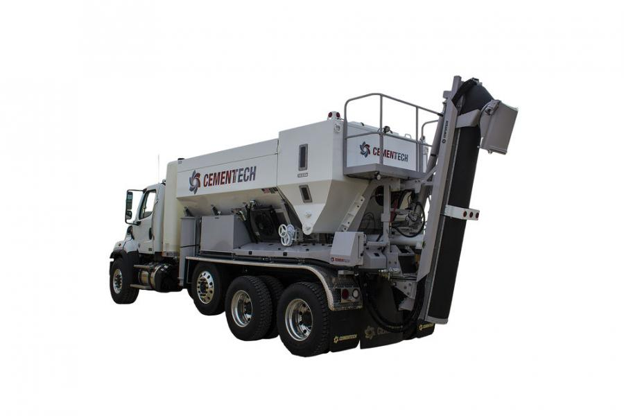Cemen Tech will join the ROMCO Paving Equipment division.