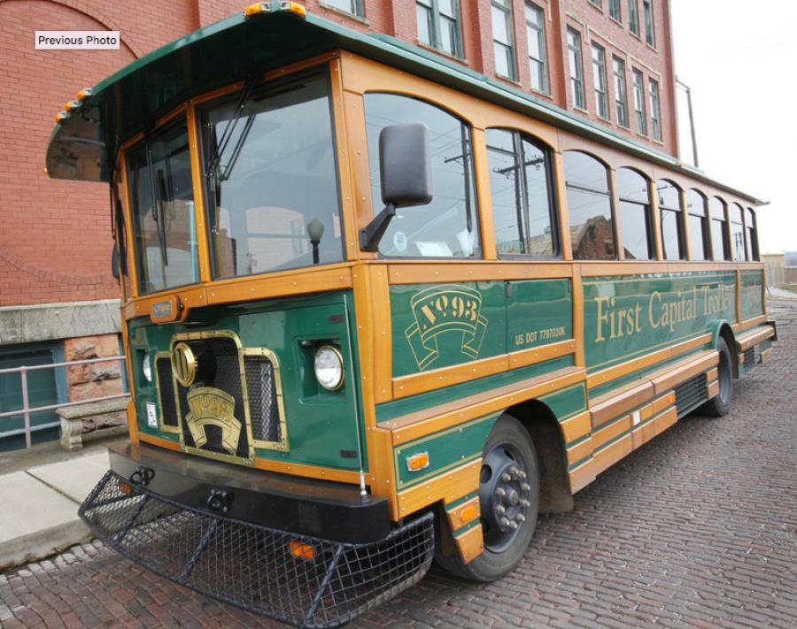 First Capital Trolley is one of the rural transit providers using the federal grant funding. (newsok.com photo)
