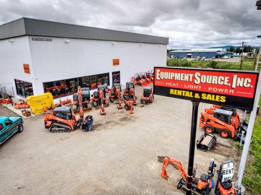 Equipment Source Inc. is a provider of oil field, construction and mining equipment for cold-weather climates. (Equipment Source Inc. photo)