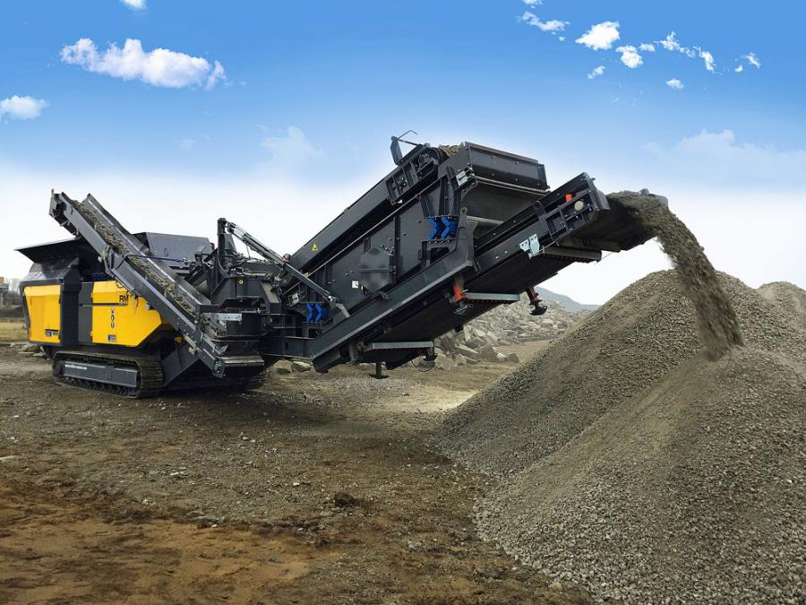 The RM 120GO! is ideal for custom crushing contractors, large asphalt paving contractors, road builders, demolition contractors and material producers, offering them production capacity of up to 385 tph (349 t).