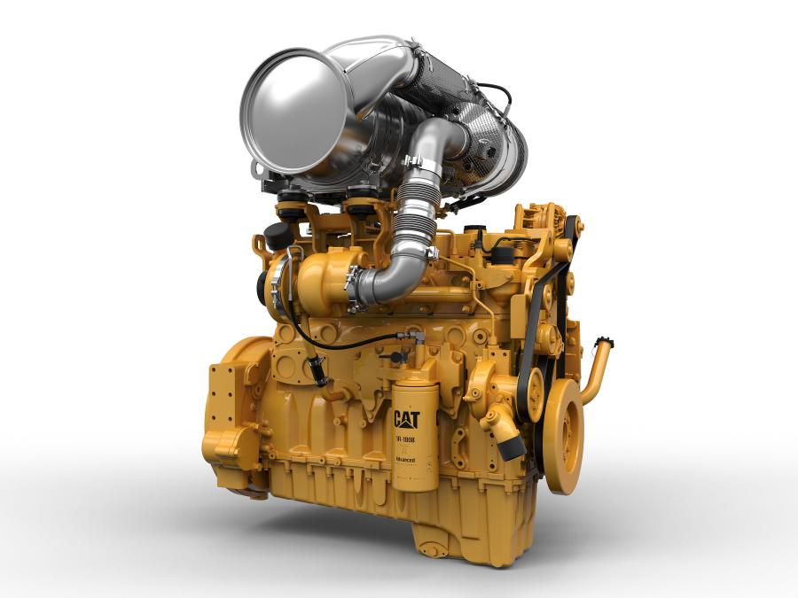 The Cat C9.3B engine has been awarded EU Stage V emissions certification and is now in production — more than 10 months ahead of the industry's newest and most stringent regulatory requirements.