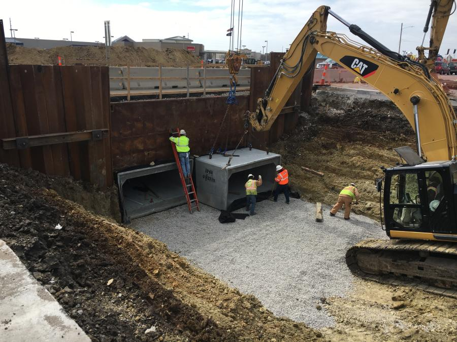 Major Project Aims to Improve Travel in Wichita   Construction ... on mndot road construction map, indot road construction map, kansas city road construction map, wisdot road construction map, modot road map, penndot road construction map, odot road construction map,