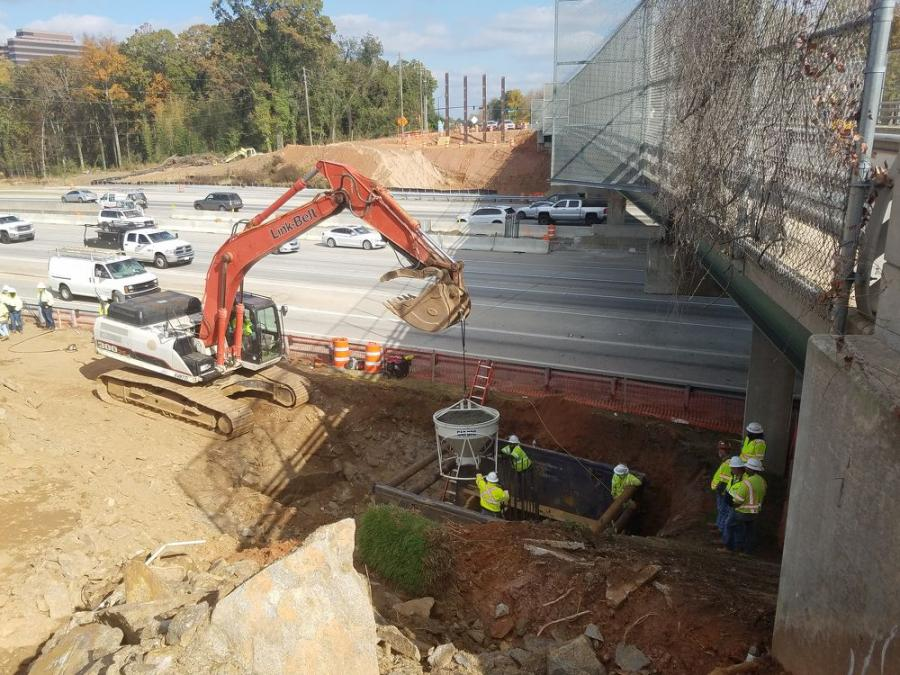 With a goal to reduce traffic congestion and enhance safety, the Georgia Department of Transportation (GDOT) has awarded an $800 million contract to North Perimeter Contractors LLC to complete the Transform 285/400 project in 2020.