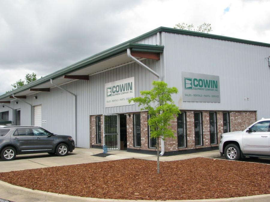The Grand Opening event was held at Cowin's newest branch located at 1800 Culver Road in  Tuscaloosa, Ala.