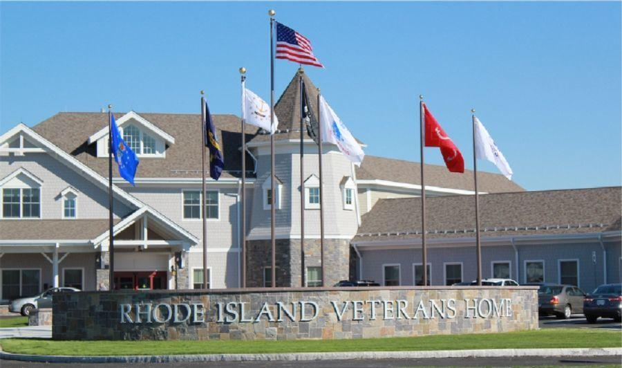 The Veterans Home in Bristol, R.I., opened in November 2017.
