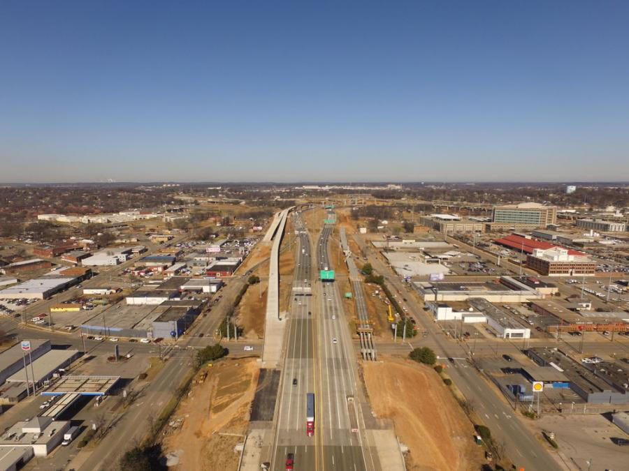 Work has begun in Shelby County, Ala., to widen bridges and add lanes to a section of I-65 known for its severe traffic back up in both the morning and evening commutes.