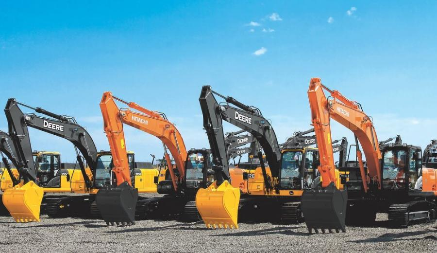 Since the start of operations as a joint venture in 1988, Deere-Hitachi has manufactured more than 55,000 hydraulic excavators for the North, Central and South American markets.