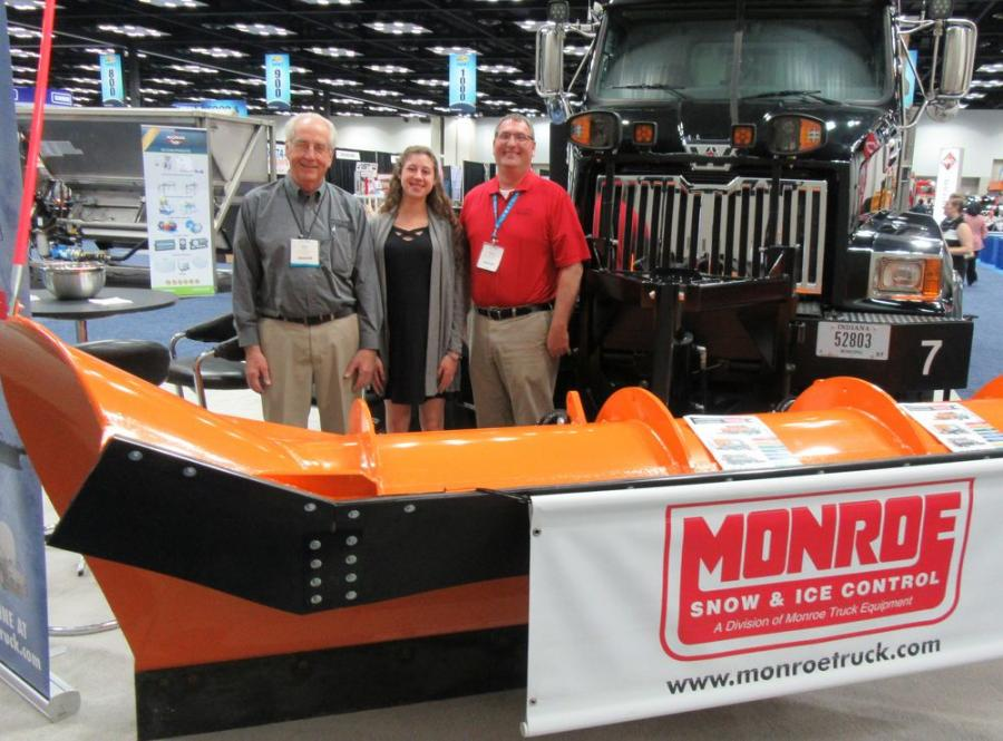 Monroe Truck Equipment >> American Public Works Association Hosts 2018 Conference