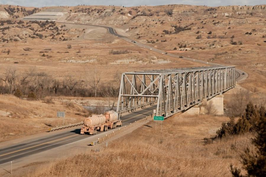 NDDOT is proposing to remove the Long X Bridge.