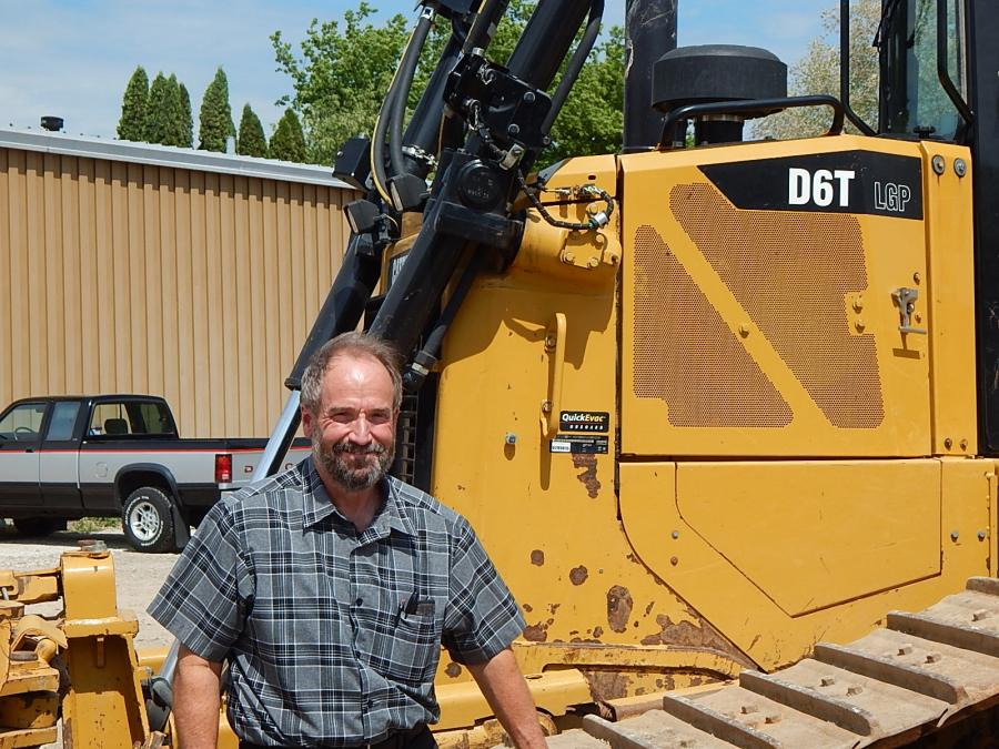 DeBaun retires from Track II Corporation after 30 years with the company.