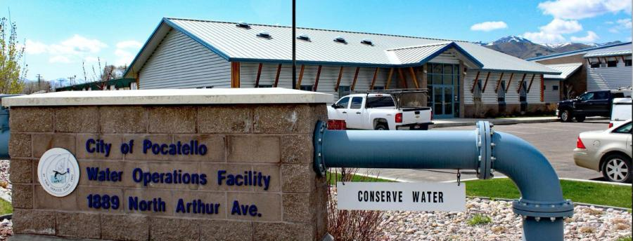 The city of Pocatello Water Department serves more than 17,000 customers within the city limits and in portions of Bannock County.