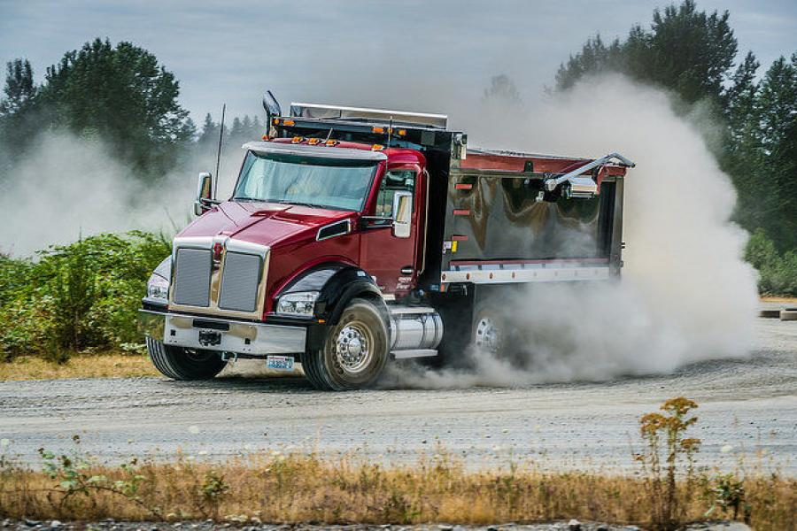 The T880 exemplifies Kenworth's long-time core values of quality, innovation and technology.