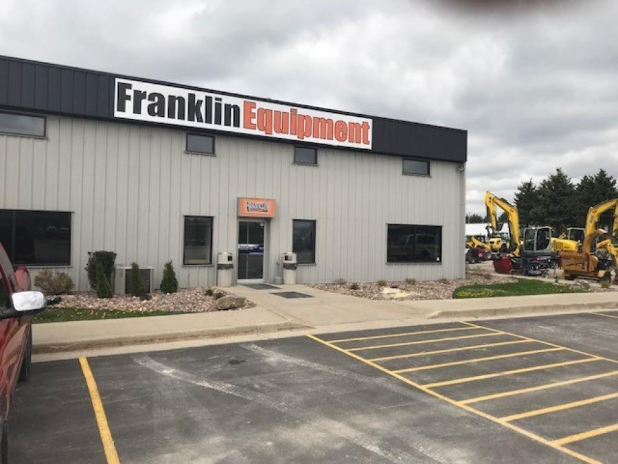 Franklin Equipment's Racine, Wis., location