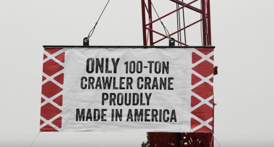 Proving that The Revolution is Real, Manitowoc debuted five new crane models at Crane Days 2018.