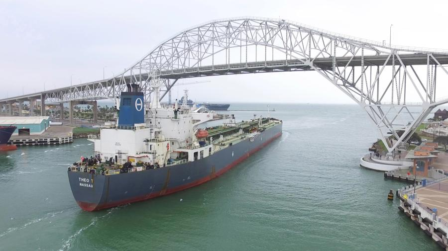 The funding will also cover improvements to the Matagorda and Corpus Christi Ship Channels.
