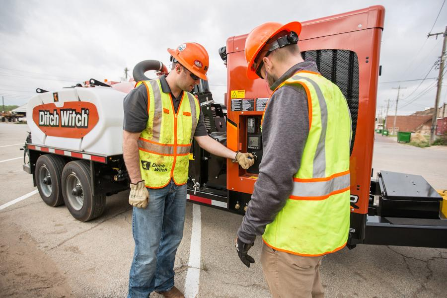 The Ditch Witch Certified Vacuum Excavation Training program helps both novice and experienced operators maintain performance and safety when using vacuum excavators on today's diverse job sites.