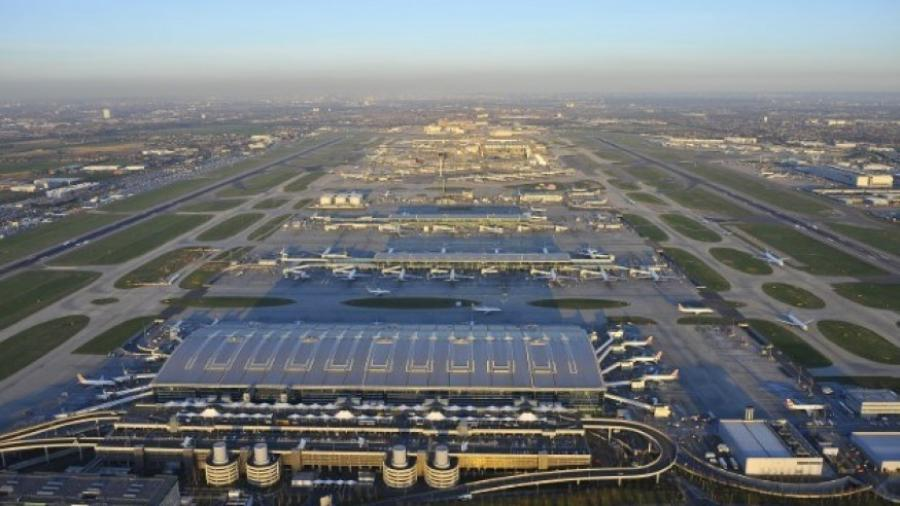 British lawmakers approved construction of a third runway at Heathrow Airport. 