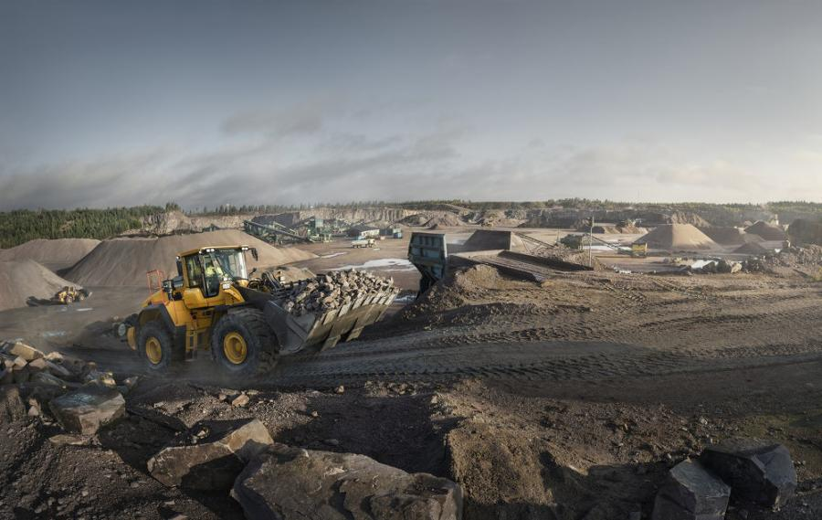 Customers should expect to see wheel loader functions that help operators achieve the correct torque in all situations, maintain a steady throttle position and reduce wheel slippage, according to Eric Yeomans at Volvo.