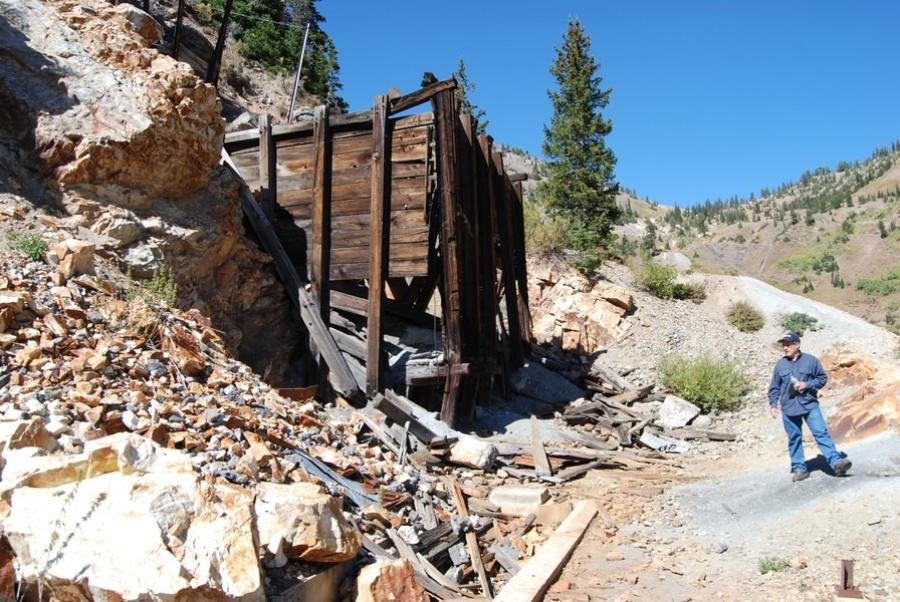Abandoned mines are any mining sites that were vacated before Jan. 1, 1981, when BLM's surface management regulations took effect. (The Salt Lake City Tribune photo)