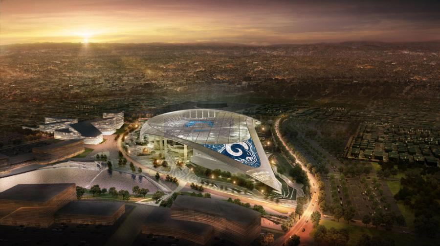 This stadium project is widely thought to be the most complicated and most expensive in sports history, and the main 70,240-seat arena is on track to open in the summer of 2020.