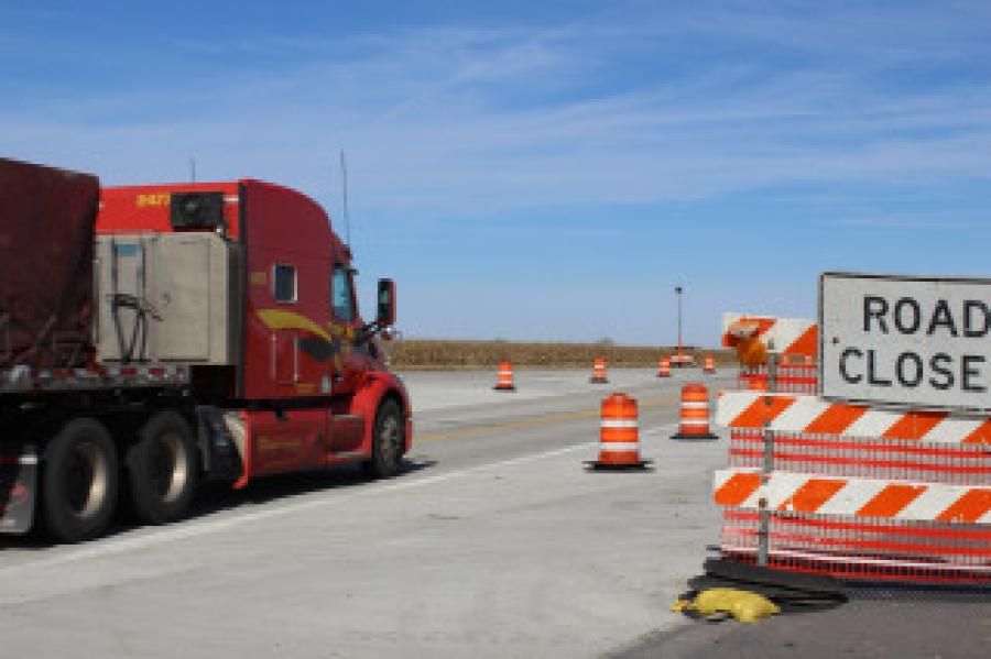 The Iowa DOT works to improve safety and reduce fatalities for drivers and construction workers.