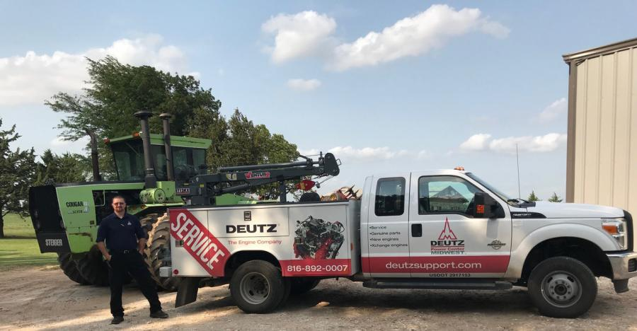 Deutz Power Center Midwest, located in North Kansas City, Mo., has added the entire state of Kansas to its coverage area, which also includes Missouri, Nebraska, Iowa, Illinois and Northern Indiana.