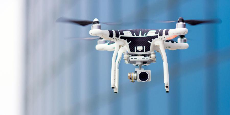Construction is one of the industries that is anticipated to see the largest drone spending this year, according to International Data Corporation (IDC).
