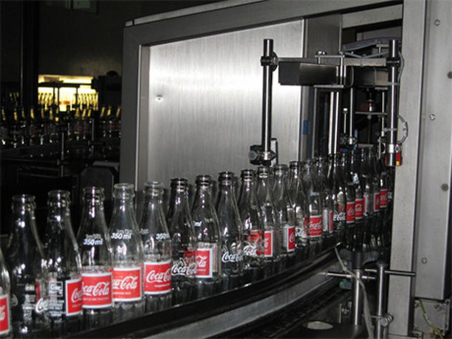 Arca Continental, one of the world's largest Coca-Cola bottlers, will invest $250 million in a new production and distribution facility in Houston, Texas. (Randlereport.com photo)